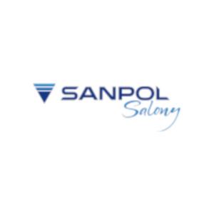 Płytki łazienkowe - Sanpol